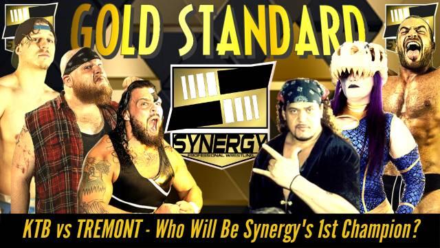 Synergy Pro - Gold Standard