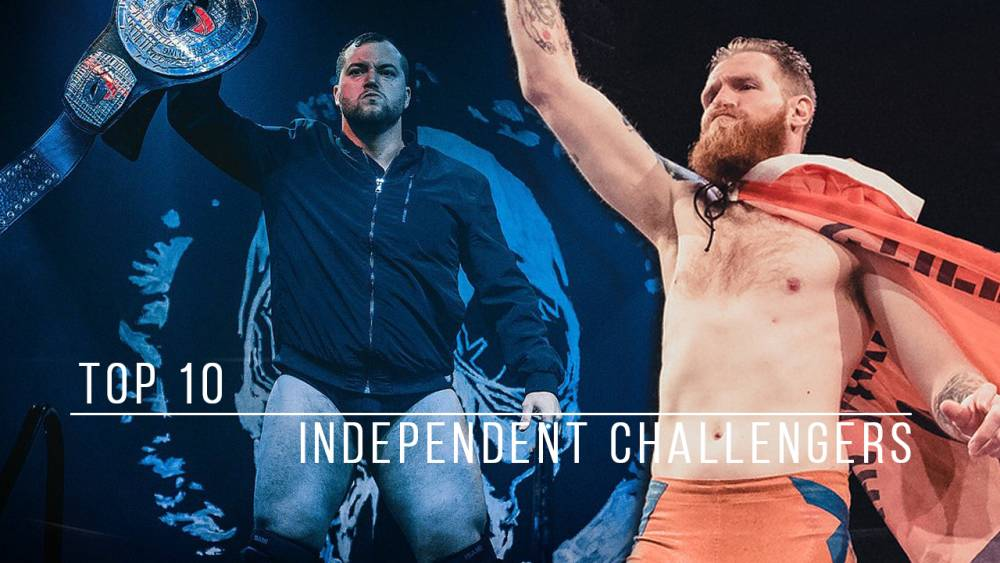 Top 10 Challengers for the IWTV Independent Championship | April 2019 Edition