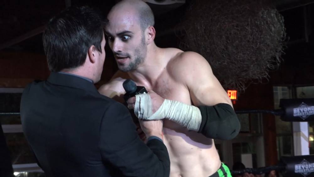 Introducing First: Australian Independent Wrestling Standout Mick Moretti