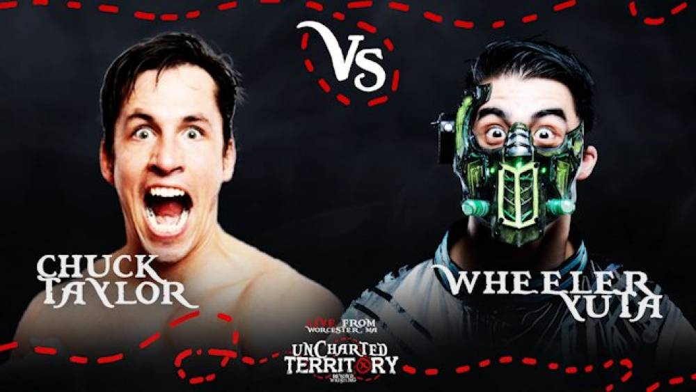 Preview: Uncharted Territory, Episode Three features dream matches, grudge matches and more