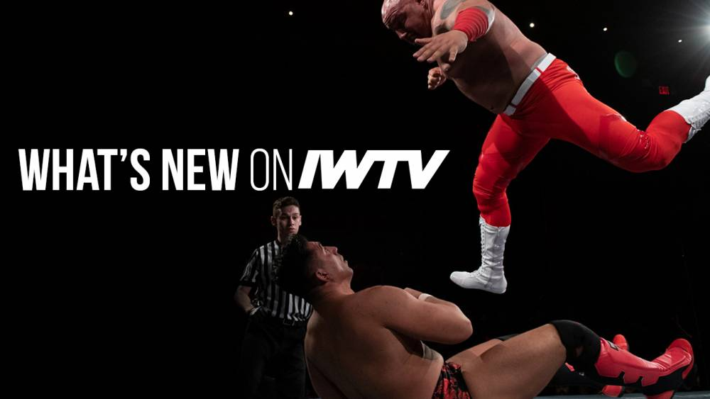 IWTV adds Major Independent Wrestling events to subscription service