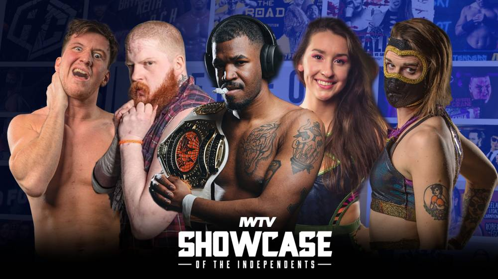 "IWTV presents ""Showcase Of The Independents"" Live from Tampa"