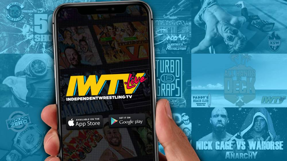 Streaming Live: IWTV announces August - September Live Streaming Schedule