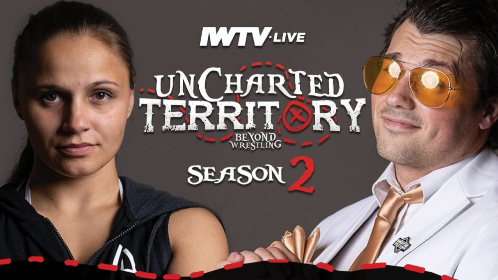 Uncharted Territory moves to Thursday nights on October 3!