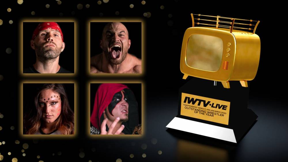 Finalists announced for the 2019 Independent Wrestling Awards