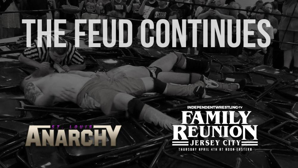St Louis Anarchy Sends One Of Independent Wrestling's Biggest Feuds To Family Reunion