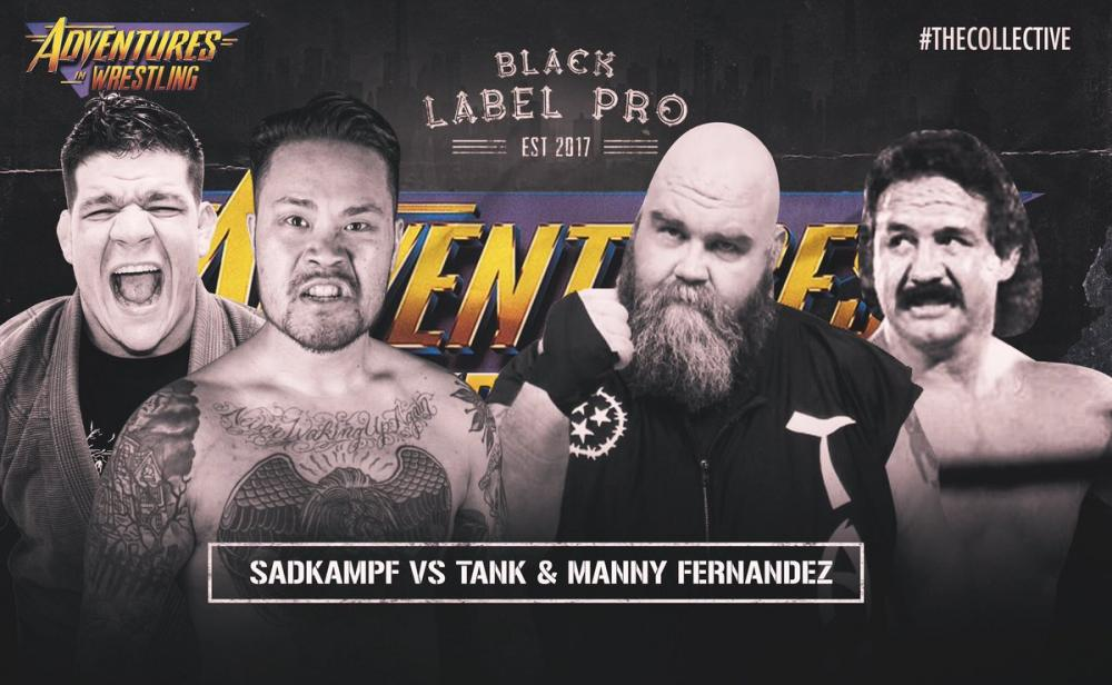 Black Label Pro Announces New Matches And Start Time For Adventures In Wrestling