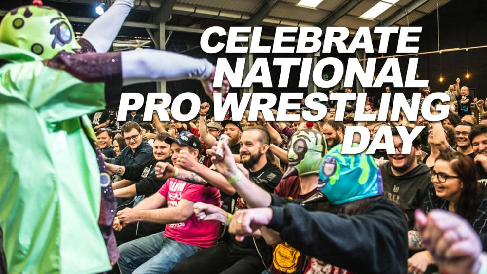 National Pro Wrestling Day And Orange Cassidy vs Stokely Hathaway Air Live And Free On IWTV Sunday
