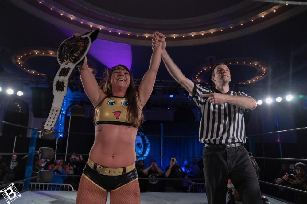 Weekend Wrap-Up - Kylie Rae Wins The Big One In Freelance Wrestling's 2019 Debut