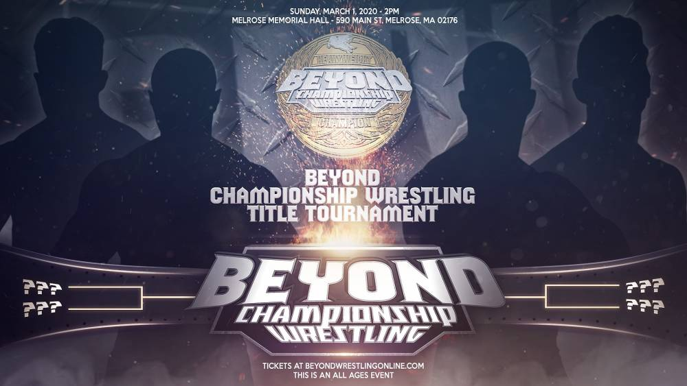 BREAKING: Beyond Championship Wrestling Title Tournament official for March 1
