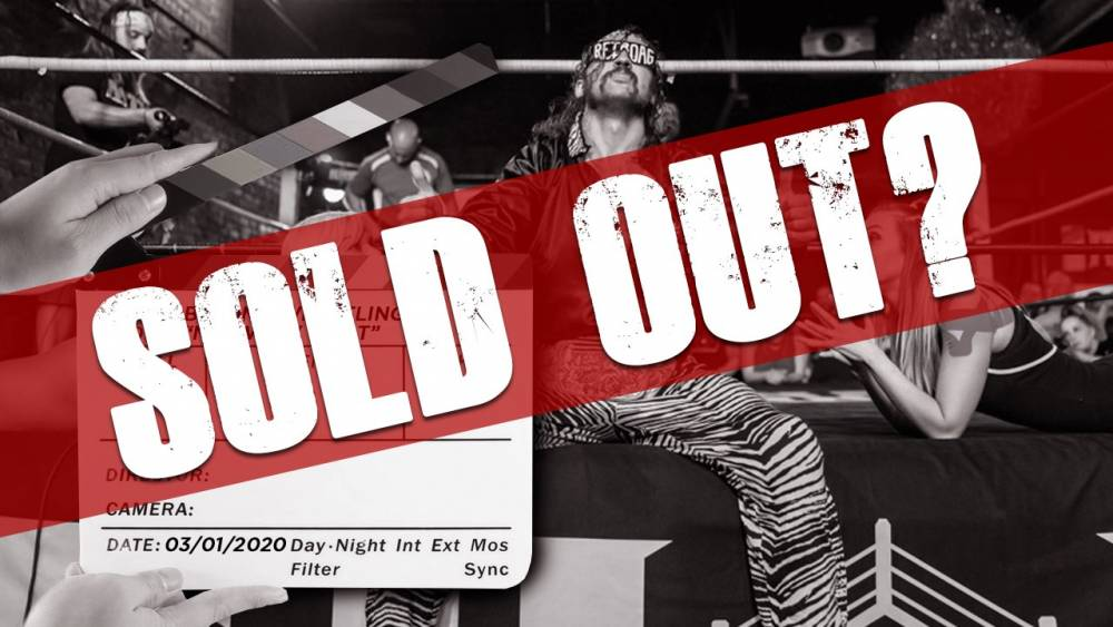 Sell Out!  Demand for Beyond Championship Wrestling reaches unprecedented levels