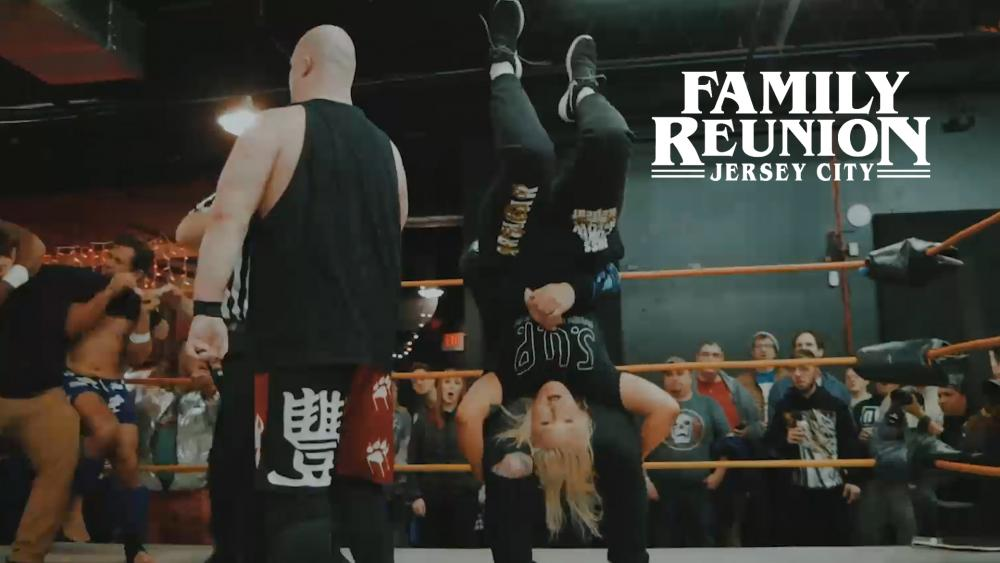 Weekend Wrap-Up: More Announcements Regarding The Collective Including The First Match For Family Reunion