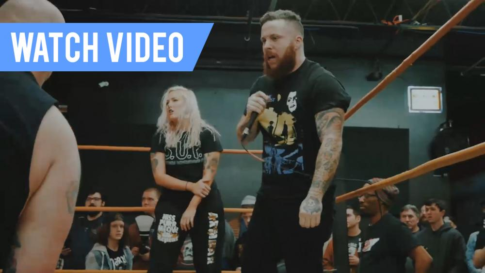 VIDEO: Southern Underground Pro Announces Their Match For Family Reunion