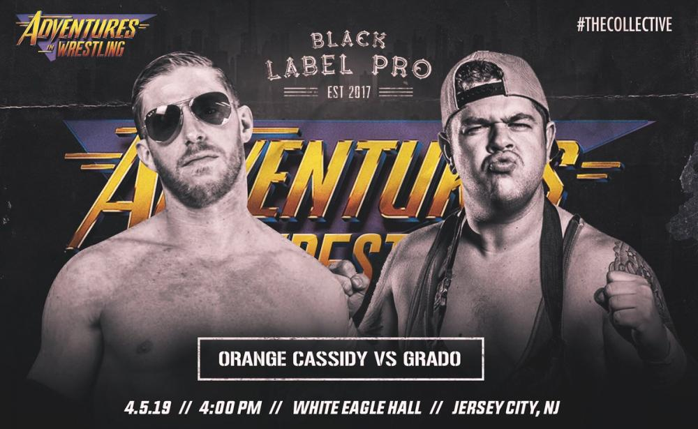 Black Label Pro Announces Another BIg Time Bout For Adventures In Wrestling