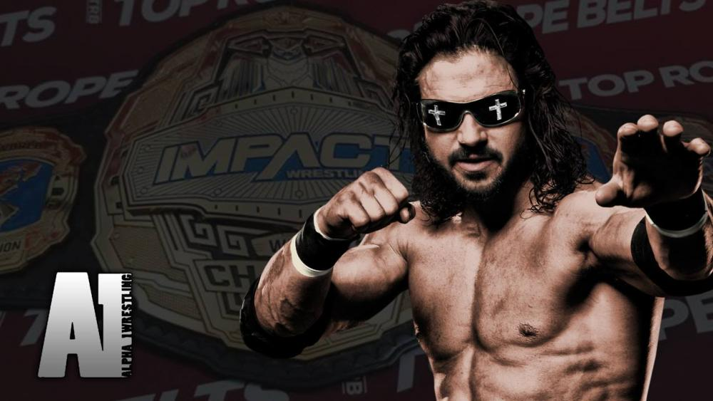 Alpha-1 Wrestling To Host IMPACT Wrestling World Championship Match