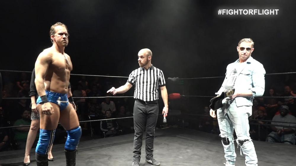 Weekend Wrap-Up - Orange  Cassidy Makes His 4th Title Defense At Sold Out Flying V Theatre Debut Event