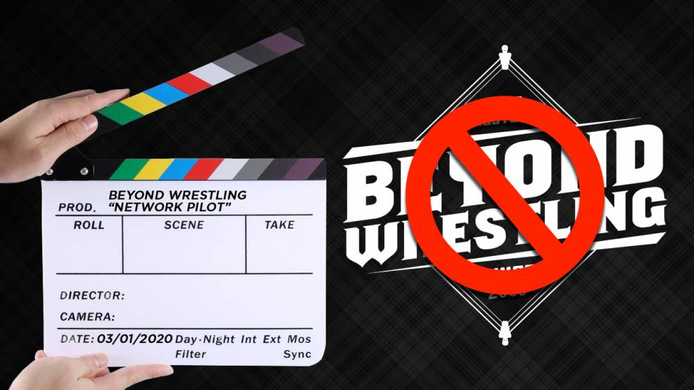"Beyond Wrestling adds Championship in more ways than one for ""network pilot"""