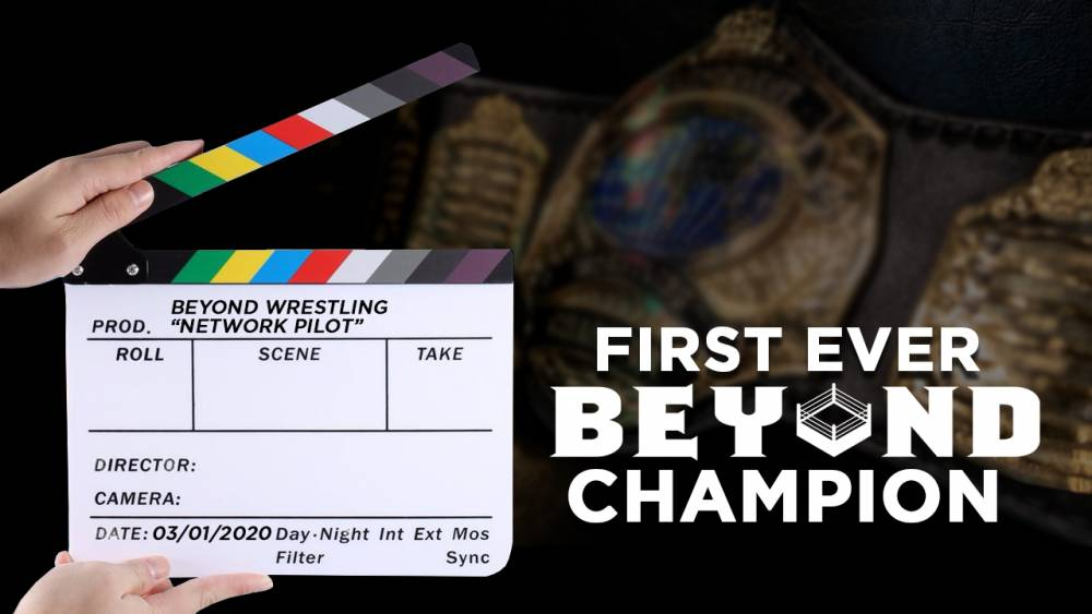 "Finally! Beyond Wrestling to introduce a Championship at their ""Network Pilot"""