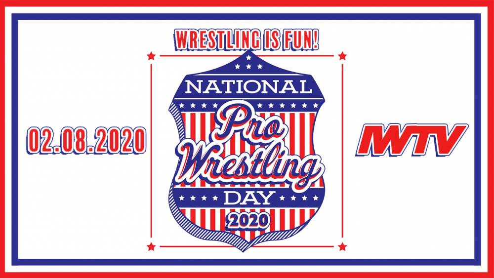 National Pro Wrestling Day 2020 to stream live on IWTV