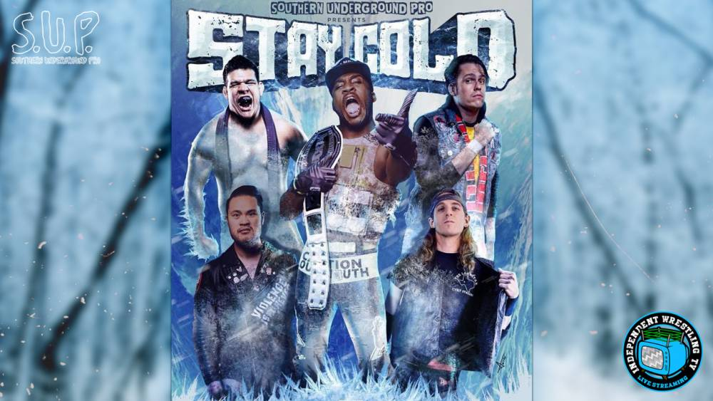 Southern Underground Pro rings in the New Year with Stay Cold