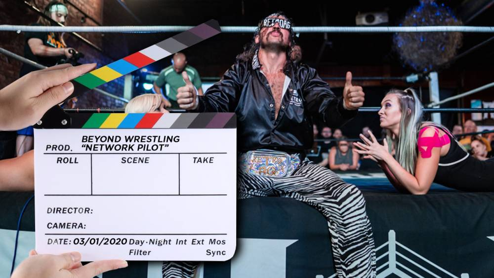 "Beyond Wrestling receives thumbs up for ""Network Pilot"""