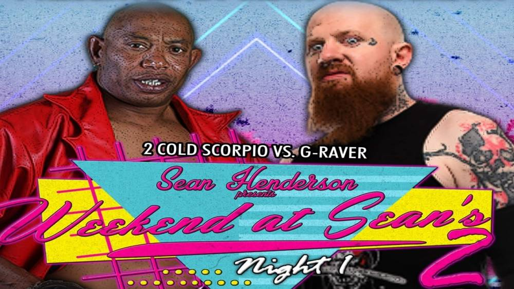Sean Henderson's Weekend At Sean's 2 streams live on IWTV this weekend