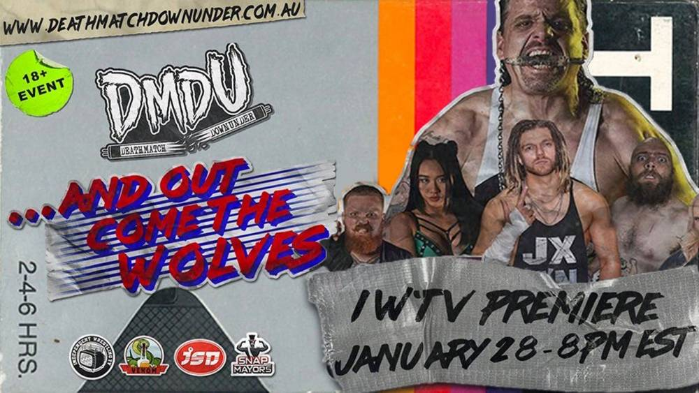 Australia's Deathmatch Downunder premieres on IWTV