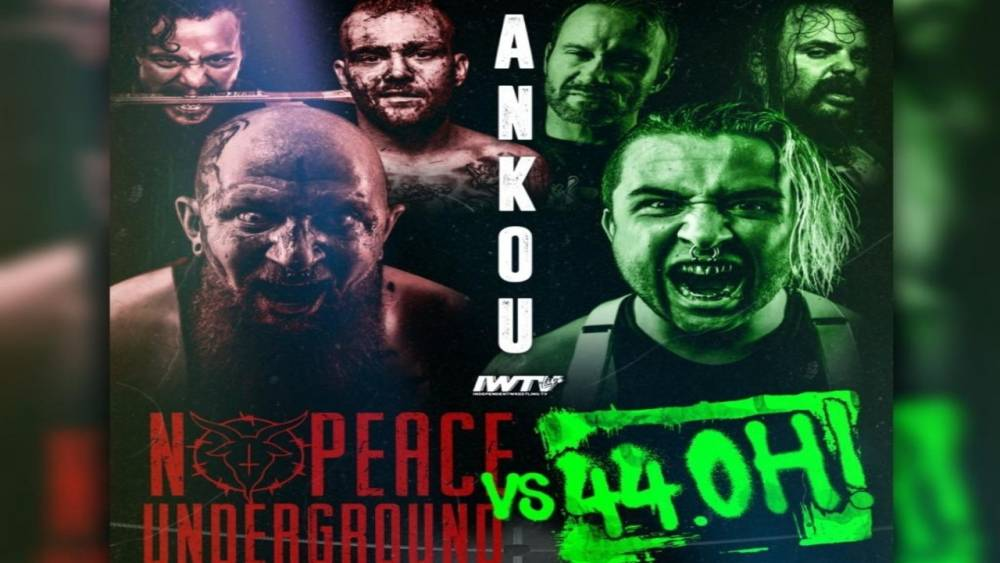 Saturday Night Live On IWTV - No Peace Underground presents Ankou!