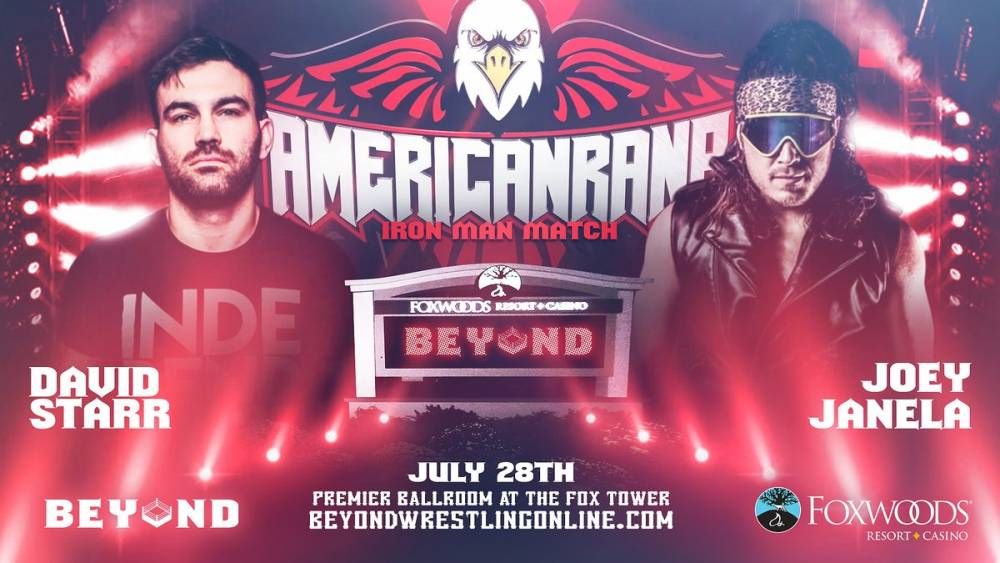 Iron Man Match, Cage Match, IWTV Title Defense And Wrestling Icons All Scheduled For Americanrana 19