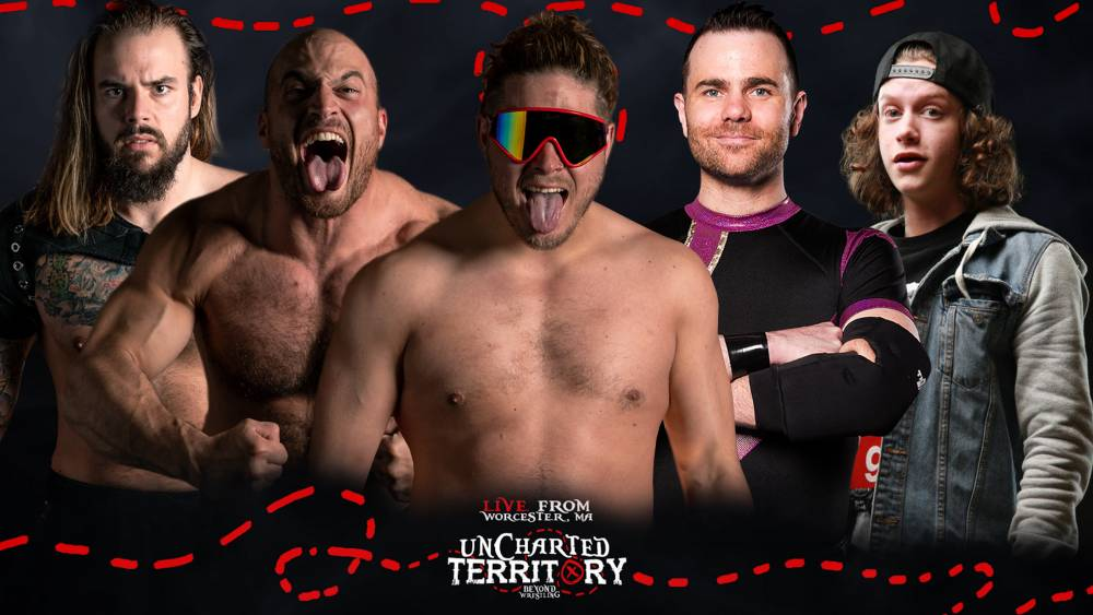 FREE THIS WEDNESDAY: Uncharted Territory streams live on IWTV & FITE TV
