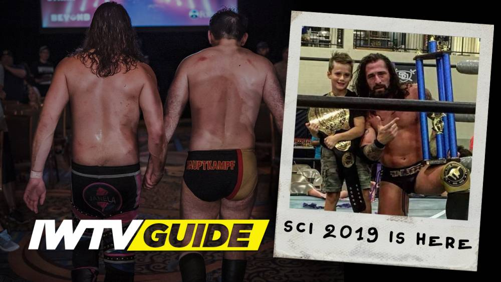IWTV Guide Vol #1: The Americanrana Hangover + Our Southern Streaming Weekend!