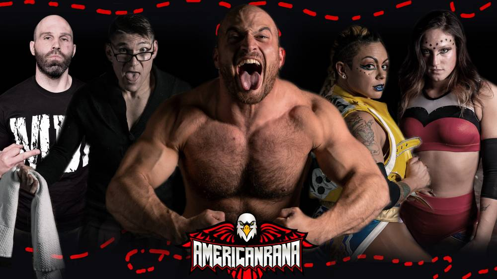 Americanrana 19 competitors face major challenges on Uncharted Territory