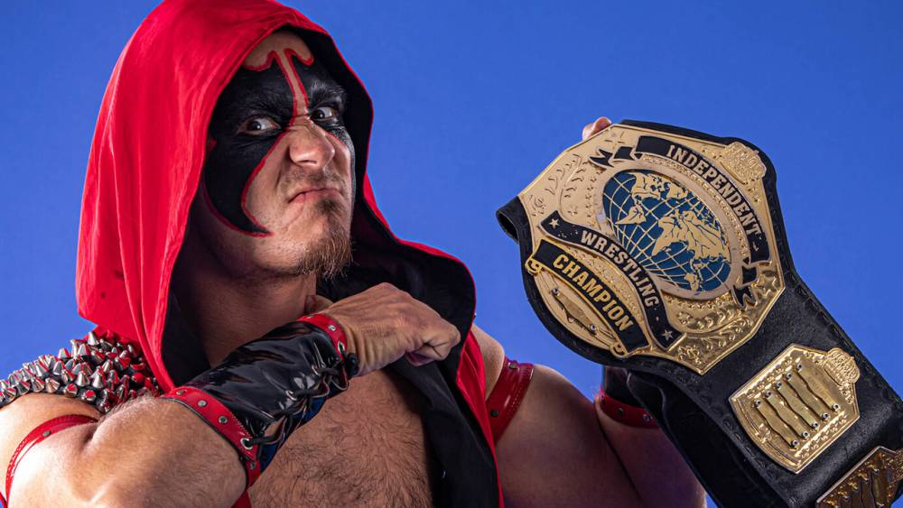 Watch every WARHORSE IWTV Independent Wrestling Championship match for FREE!