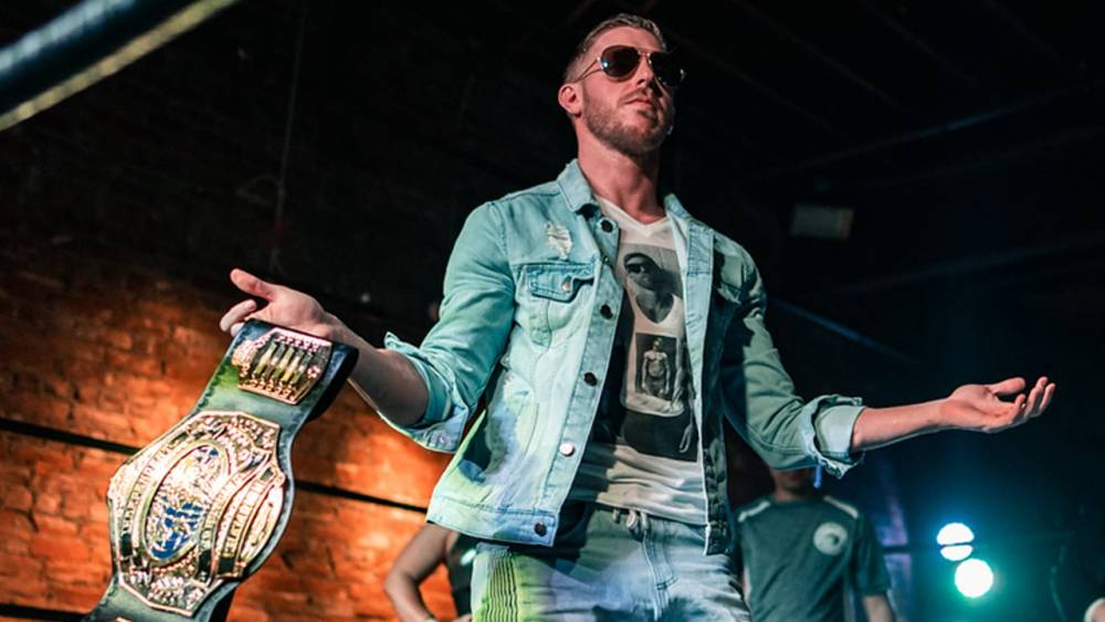 Watch every Orange Cassidy IWTV Independent Wrestling Championship match for FREE!