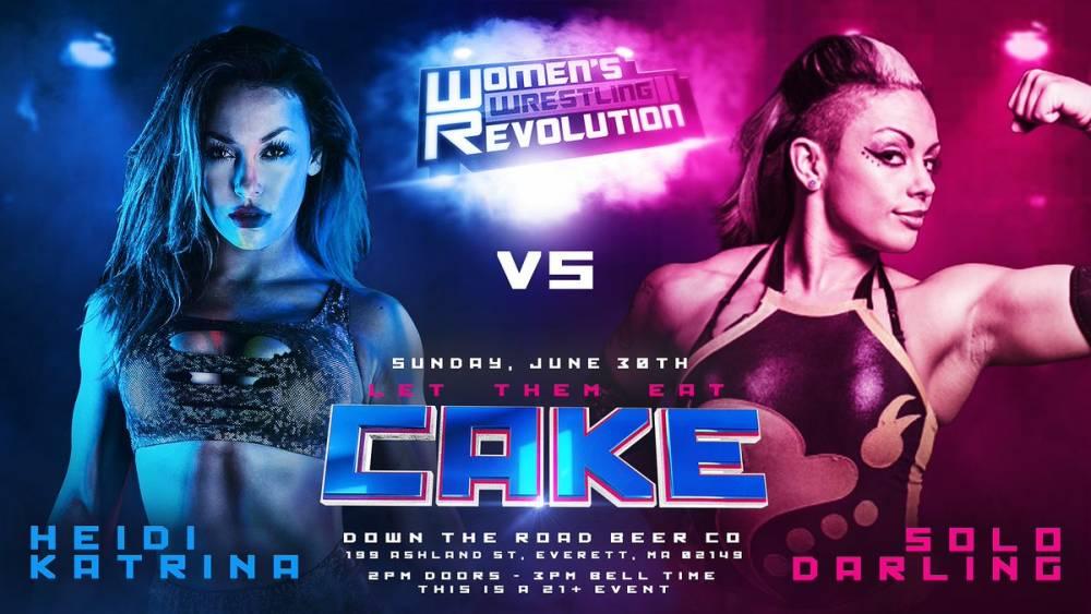 This Sunday: Womens Wrestling Revolution streams live on IWTV [Full