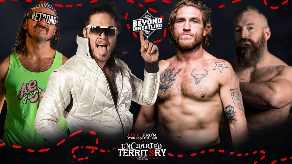FULL PREVIEW: Joey Janela challenges former IWTV Champion Kris Statlander at Uncharted Territory this Wednesday