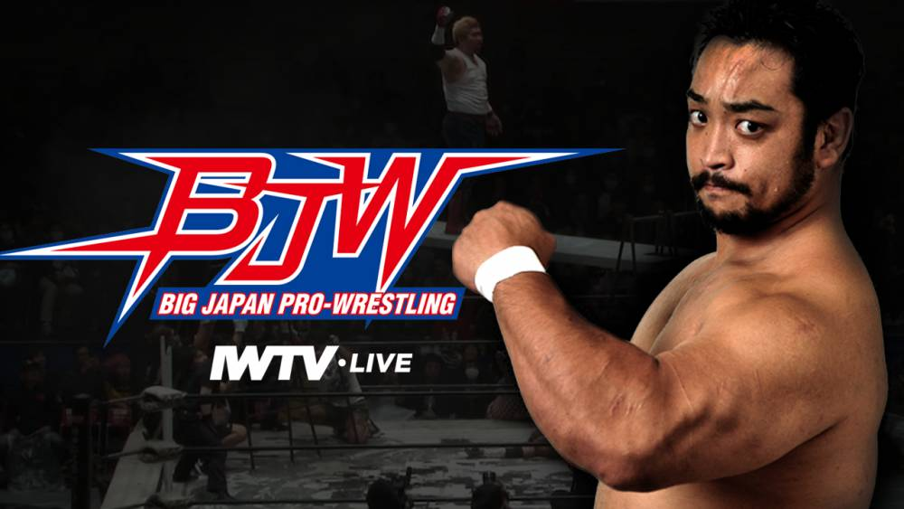 BREAKING: Big Japan is coming to IWTV