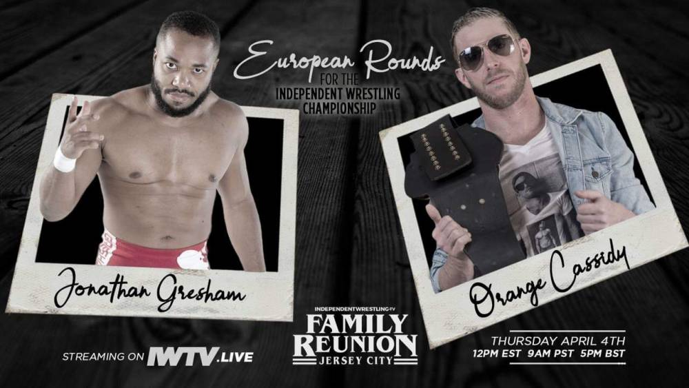 BREAKING: Independent Wrestling Champion Orange Cassidy Kicks Off The Collective Weekend