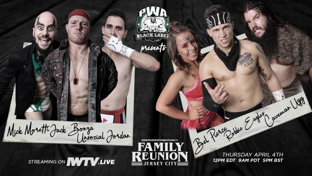 BREAKING: PWA Black Label Sends Six Of Their Best To Family Reunion