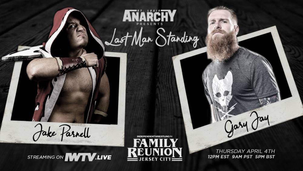 Weekend Wrap-Up - IWTV's Family Reunion Main Event Announced!