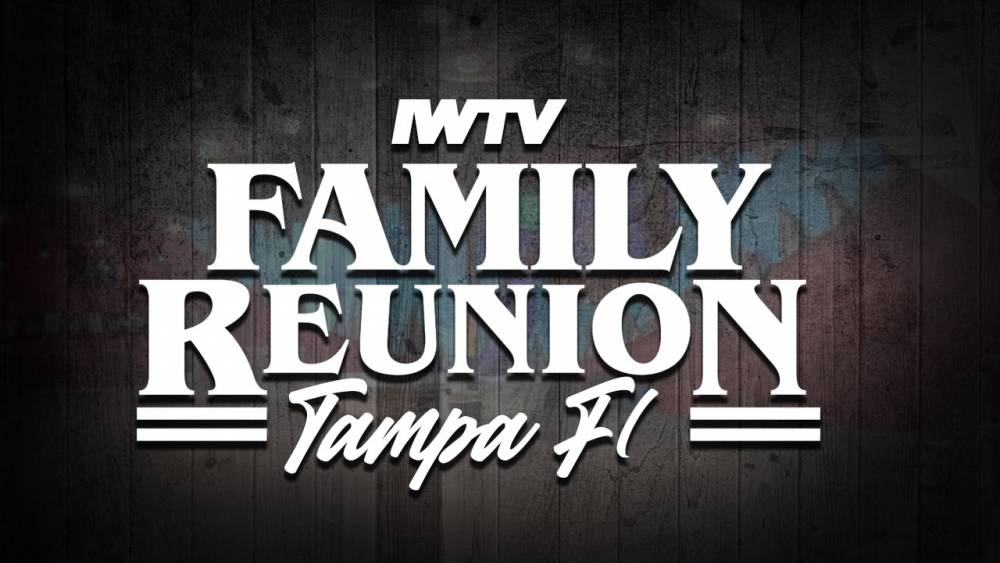 IWTV Family Reunion tickets on sale now!