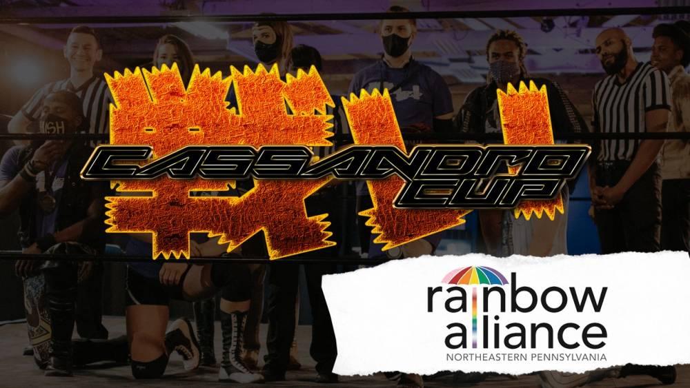 IWTV & Butch vs Gore partner with NEPA Rainbow Alliance on Cassandro Cup
