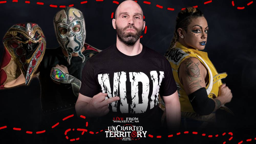Full Preview: Nick Gage makes his debut on Uncharted Territory Episode 08 this Wednesday