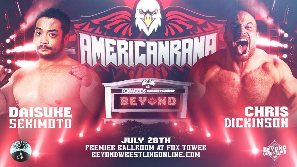 Preview: Uncharted Territory heats up as Americanrana 19 begins to take shape