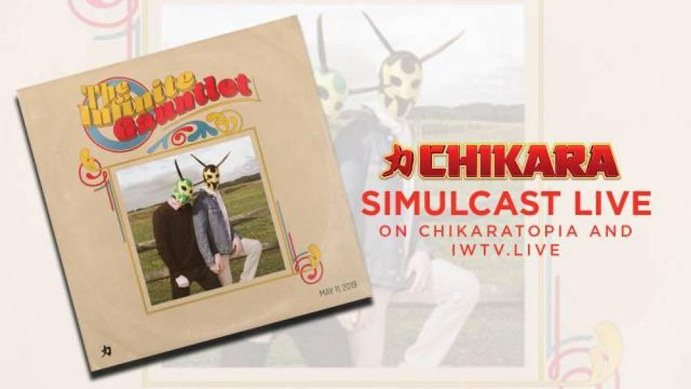 Preview: Chikara's Infinite Gauntlet streams tomorrow on IWTV