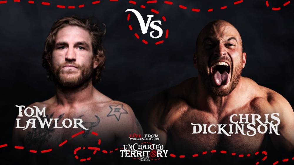 "FULL PREVIEW: ""Filthy"" Tom Lawlor Debuts On Uncharted Territory Against Chris Dickinson This Wednesday"