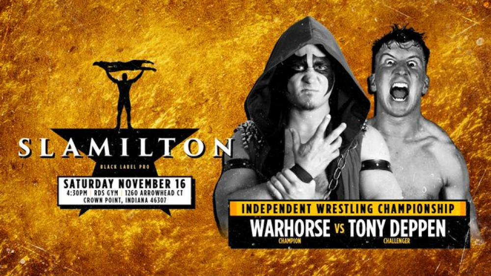 Black Label Pro's Slamilton features four title matches, first time bouts & more!