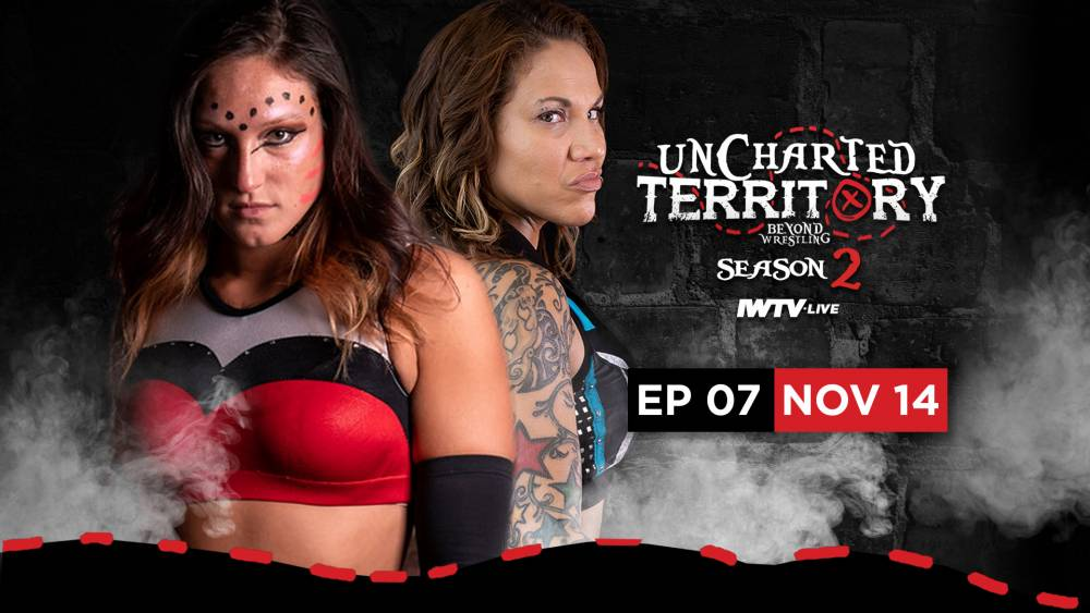 Mercedes Martinez and Kris Statlander headline this weeks Uncharted Territory