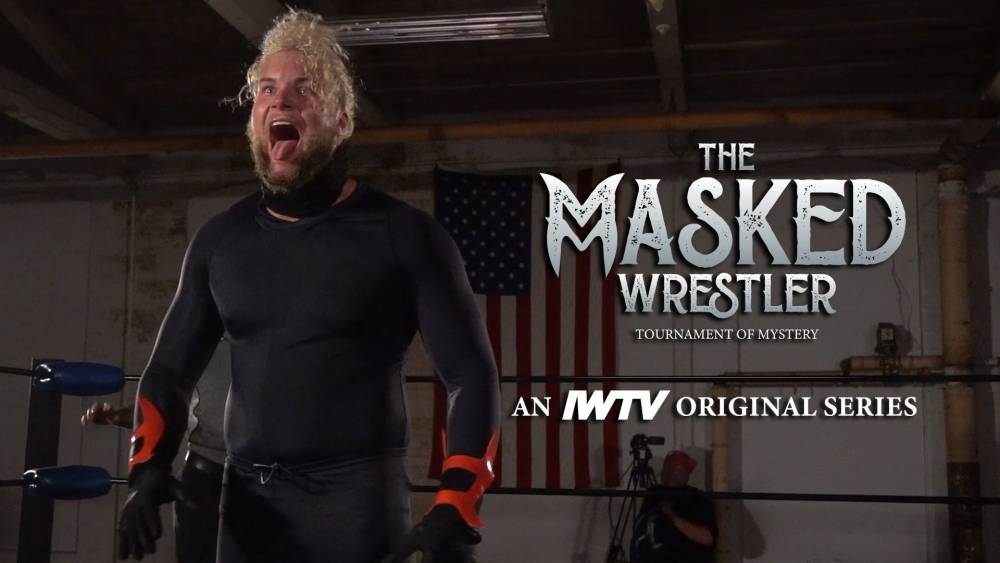 This Wednesday: The Masked Wrestler Semi Finals Continue!