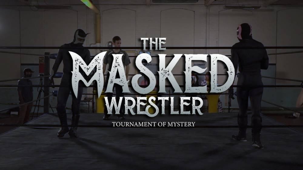 The Masked Wrestler finale premieres Wednesday night on IWTV